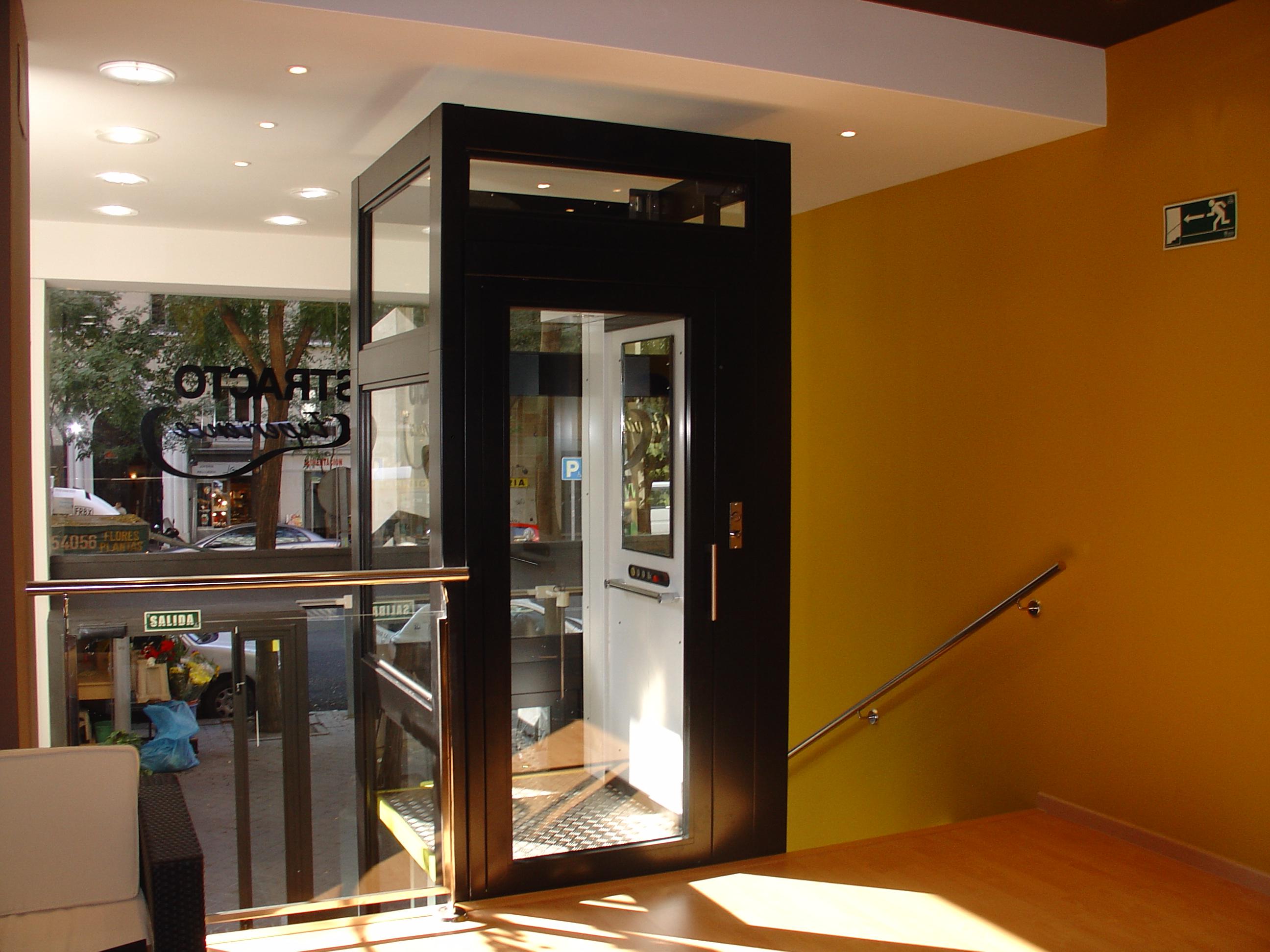 Qu beneficios tienen los ascensores unifamiliares enier - Ascensores para viviendas unifamiliares ...