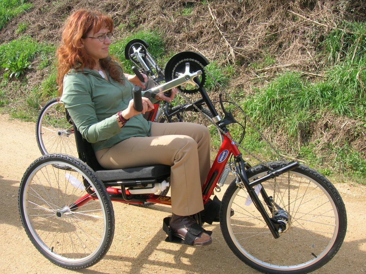 bici adaptada