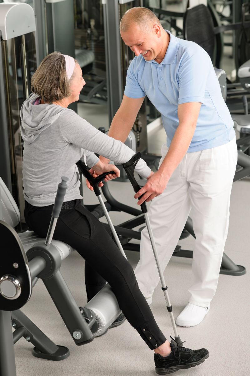 Los beneficios de los gimnasios adaptados para la salud de los  discapacitados 5fed3f69727e