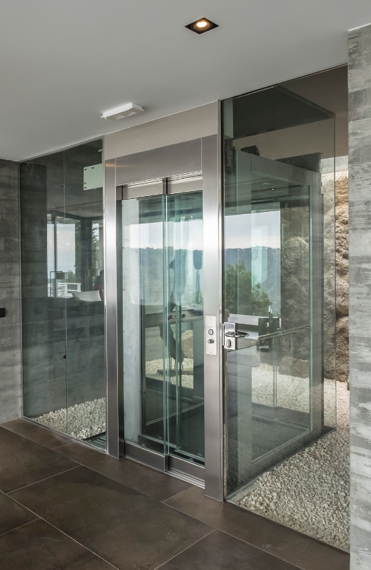 ascenseur privatif ehs 17 enier. Black Bedroom Furniture Sets. Home Design Ideas