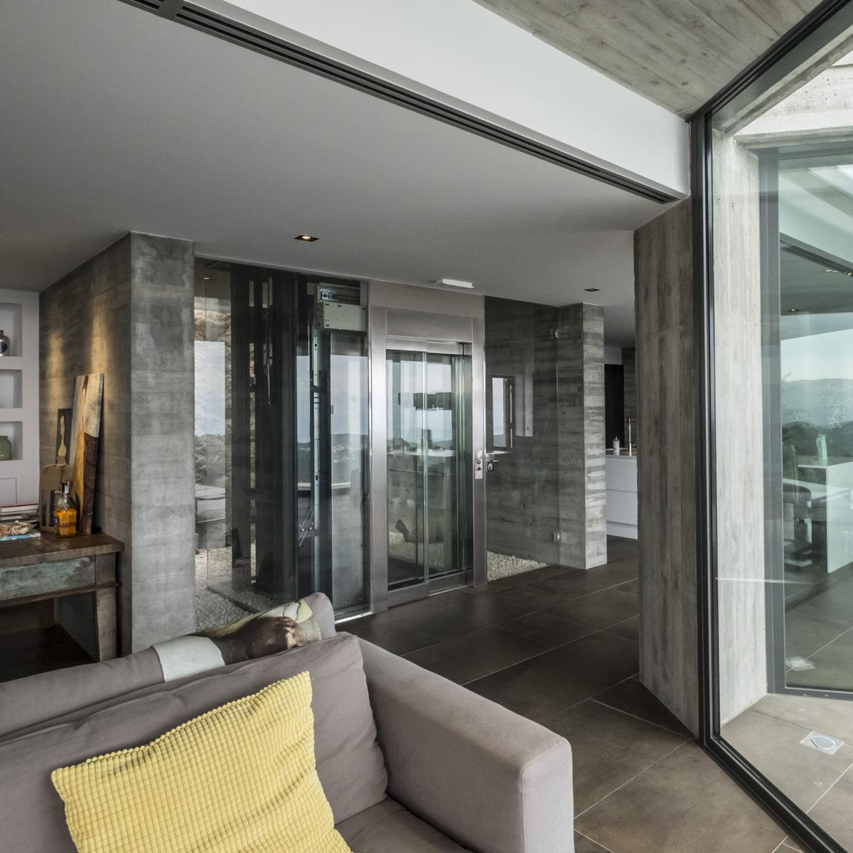 ascensores de diseño