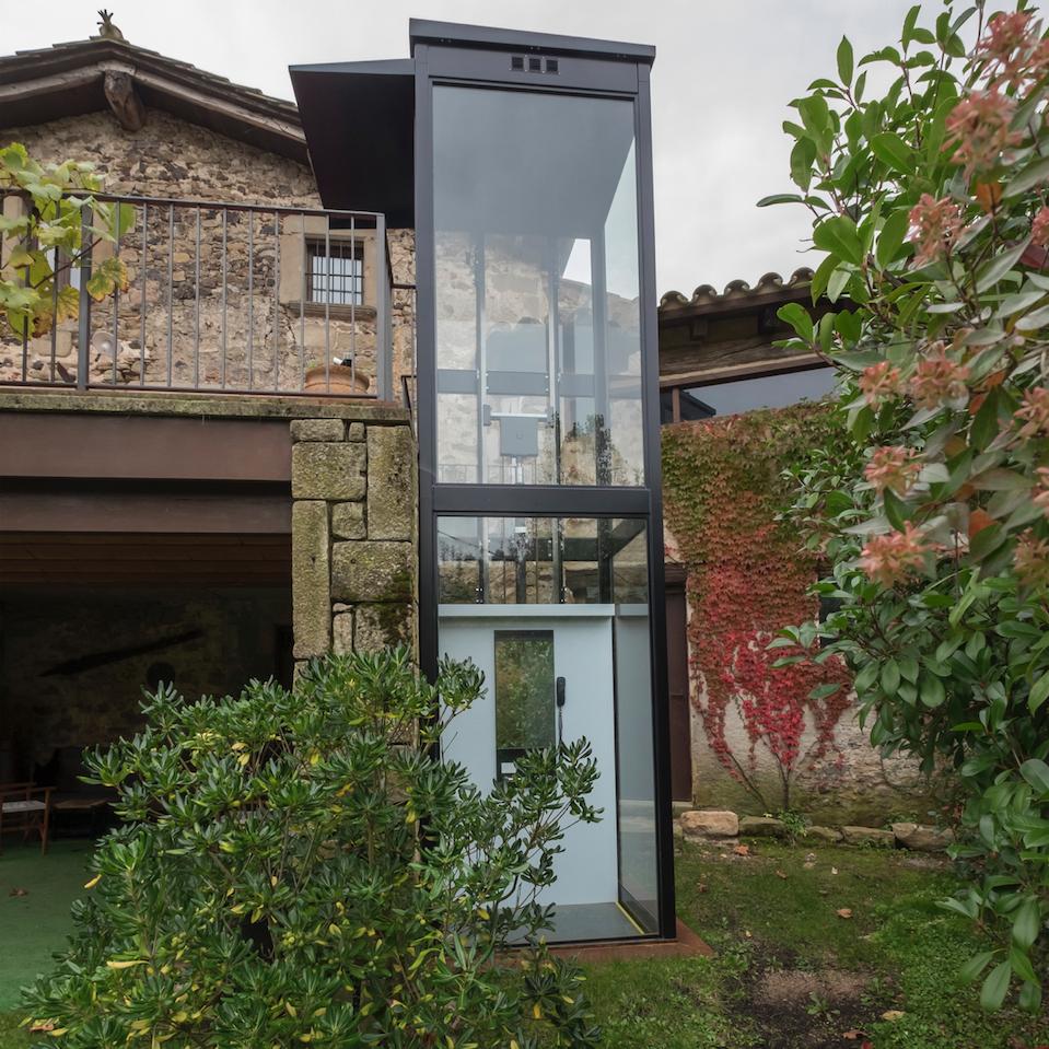 ascensores unifamiliares para casas